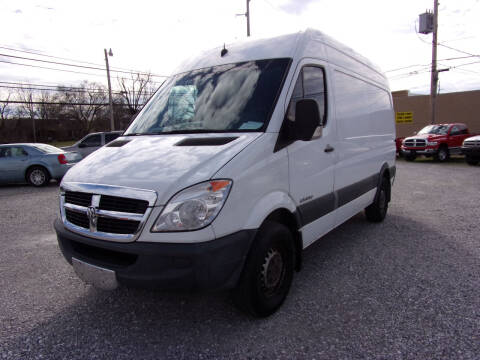 2008 Dodge Sprinter Cargo for sale at RAY'S AUTO SALES INC in Jacksboro TN