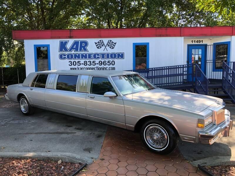 1987 Chevrolet Caprice for sale in Miami, FL