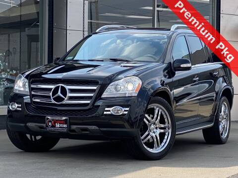 2008 Mercedes-Benz GL-Class for sale at Carmel Motors in Indianapolis IN