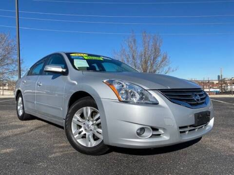 2011 Nissan Altima for sale at UNITED Automotive in Denver CO