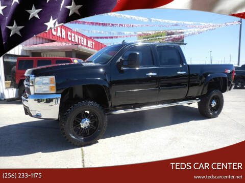 2007 Chevrolet Silverado 2500HD for sale at TEDS CAR CENTER in Athens AL