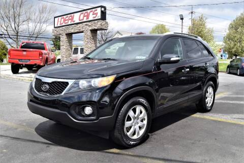 2012 Kia Sorento for sale at I-DEAL CARS in Camp Hill PA