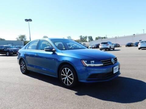 2017 Volkswagen Jetta for sale at Radley Cadillac in Fredericksburg VA