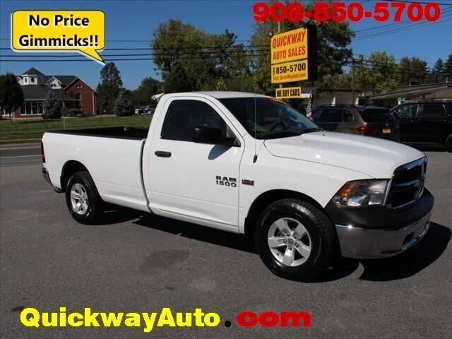 2016 RAM Ram Pickup 1500 for sale at Quickway Auto Sales in Hackettstown NJ