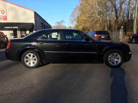 2007 Chrysler 300 for sale at Buddy's Auto Inc in Pendleton SC