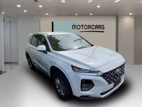 2020 Hyundai Santa Fe for sale at NYC Motorcars in Freeport NY
