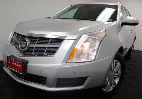 2011 Cadillac SRX for sale at CarNova in Stafford VA
