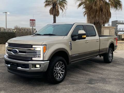 2018 Ford F-350 Super Duty for sale at Motorcars Group Management - Bud Johnson Motor Co in San Antonio TX