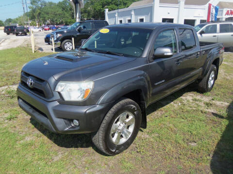 2015 Toyota Tacoma for sale at ORANGE PARK AUTO in Jacksonville FL