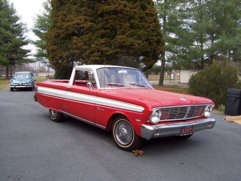 1965 Ford Ranchero for sale at Haggle Me Classics in Hobart IN