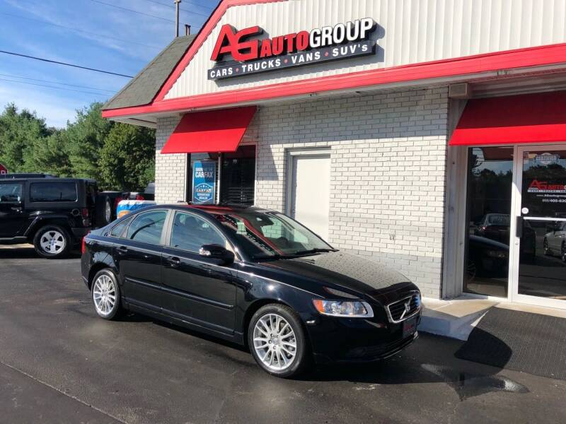 2009 Volvo S40 for sale at AG AUTOGROUP in Vineland NJ