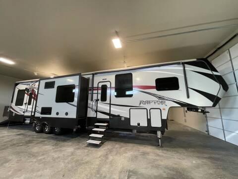 2017 Keystone Raptor for sale at Harper Motorsports-Vehicles in Post Falls ID
