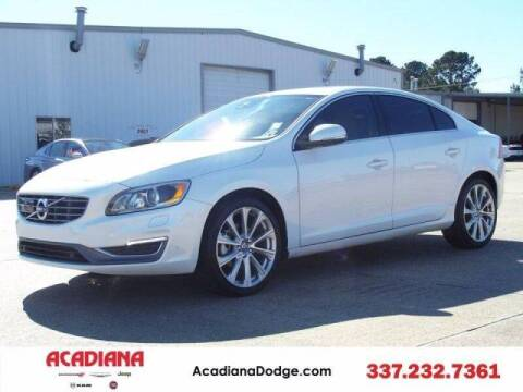 2018 Volvo S60 for sale at Acadiana Automotive Group - Acadiana DCJRF Lafayette in Lafayette LA