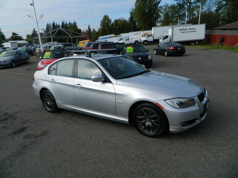 2010 BMW 3 Series for sale at J & R Motorsports in Lynnwood WA