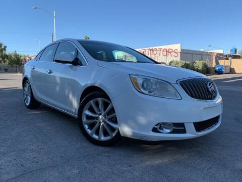 2013 Buick Verano for sale at Boktor Motors in Las Vegas NV