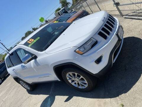 2015 Jeep Grand Cherokee for sale at New Start Motors in Bakersfield CA
