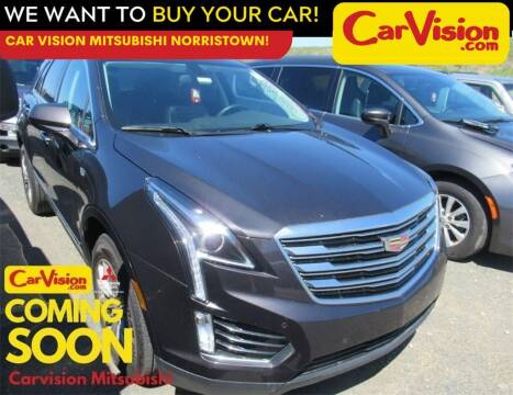 2017 Cadillac XT5 for sale at Car Vision Mitsubishi Norristown in Norristown PA