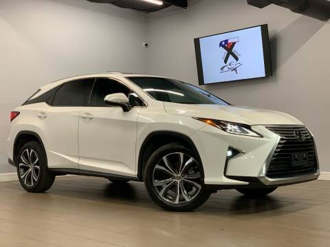 2017 Lexus RX 350 for sale at TX Auto Group in Houston TX