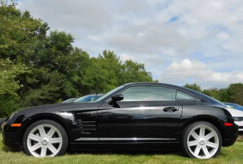 2007 Chrysler Crossfire for sale at CARS II in Brookfield OH