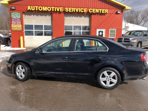 2009 Volkswagen Jetta for sale at ASC Auto Sales in Marcy NY