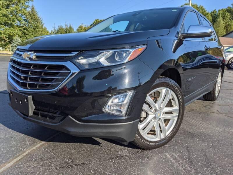 2018 Chevrolet Equinox for sale at West Point Auto Sales in Mattawan MI