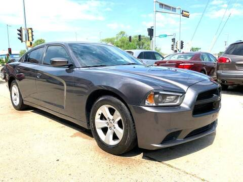2014 Dodge Charger for sale at LOT 51 AUTO SALES in Madison WI