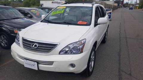 2008 Lexus RX 400h for sale at Howe's Auto Sales in Lowell MA