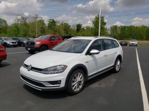 2019 Volkswagen Golf Alltrack for sale at White's Honda Toyota of Lima in Lima OH