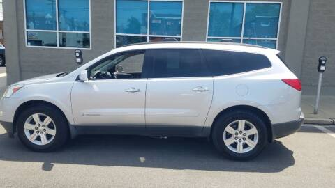 2009 Chevrolet Traverse for sale at Bottom Line Auto Exchange in Upper Darby PA