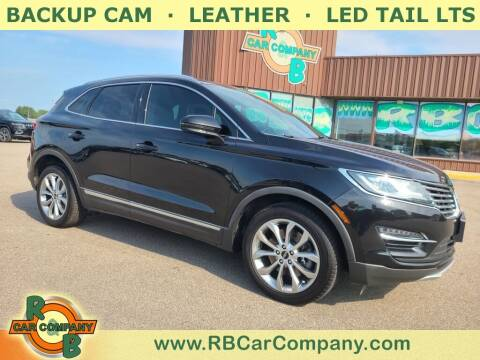 2015 Lincoln MKC for sale at R & B Car Co in Warsaw IN
