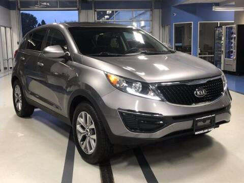 2016 Kia Sportage for sale at Simply Better Auto in Troy NY