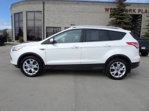 2016 Ford Escape for sale at Elite Motors in Fargo ND