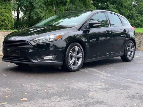 2016 Ford Focus for sale at PA Direct Auto Sales in Levittown PA