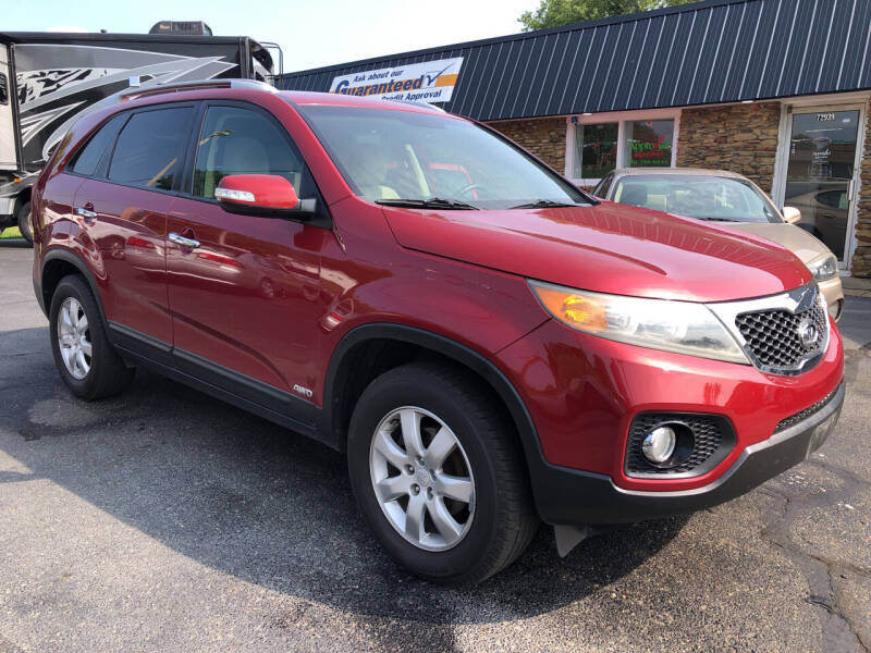 2011 Kia Sorento for sale at Approved Motors in Dillonvale OH