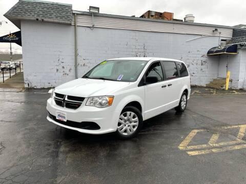 2019 Dodge Grand Caravan for sale at Santa Motors Inc in Rochester NY