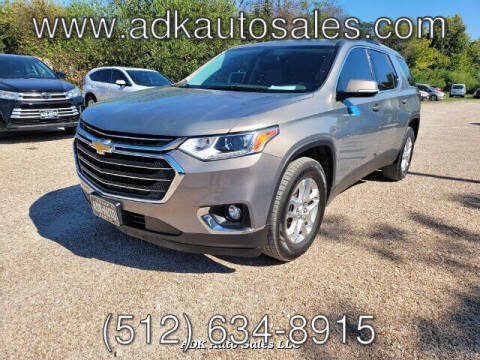 2018 Chevrolet Traverse for sale at ADK AUTO SALES LLC in Austin TX
