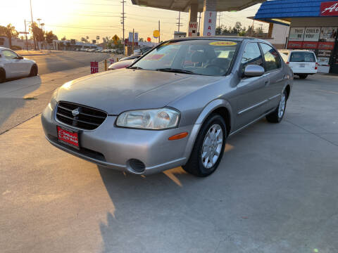 2000 Nissan Maxima for sale at Top Quality Auto Sales in Redlands CA