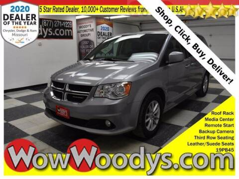 2019 Dodge Grand Caravan for sale at WOODY'S AUTOMOTIVE GROUP in Chillicothe MO