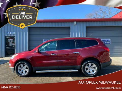 2011 Chevrolet Traverse for sale at Autoplex Milwaukee in Milwaukee WI