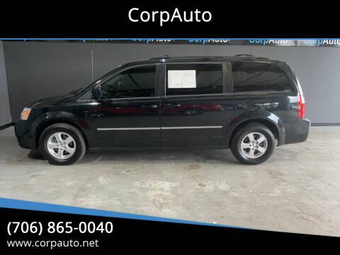 2010 Dodge Grand Caravan for sale at CorpAuto in Cleveland GA