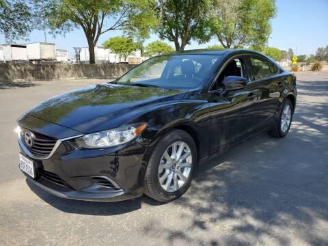 2017 Mazda MAZDA6 for sale at Matador Motors in Sacramento CA