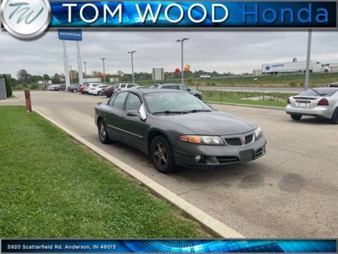 2002 Pontiac Bonneville for sale at Tom Wood Honda in Anderson IN