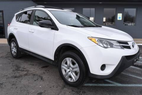 2015 Toyota RAV4 for sale at Heritage Automotive Sales in Columbus in Columbus IN