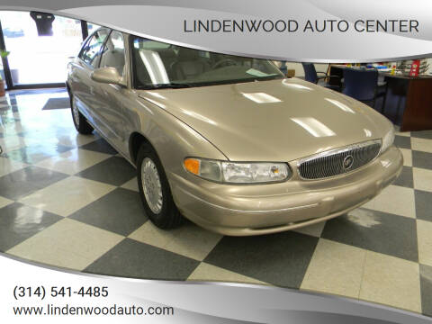 2001 Buick Century for sale at Lindenwood Auto Center in St.Louis MO