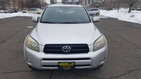 2007 Toyota RAV4 for sale at KING MOTORS AUTO SALES, INC in Newark NJ