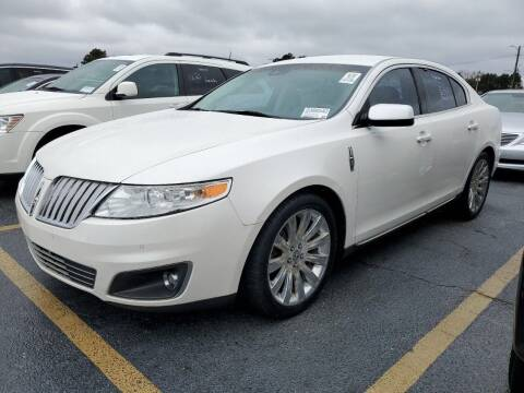 2010 Lincoln MKS for sale at Drive 1 Auto Sales in Wake Forest NC