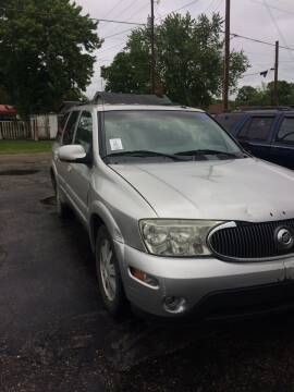 2004 Buick Rainier for sale at Mike Hunter Auto Sales in Terre Haute IN