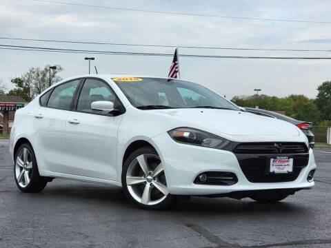2015 Dodge Dart for sale at Tri-County Pre-Owned Superstore in Reynoldsburg OH