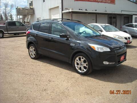 2013 Ford Escape for sale at Ron Lowman Motors Minot in Minot ND