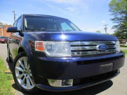 2011 Ford Flex for sale at A+ Motors LLC in Leesburg VA